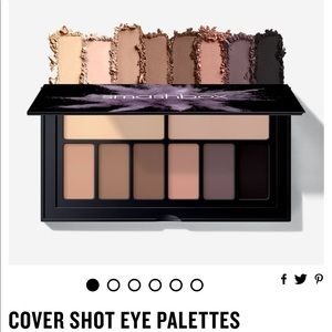 Smashbox Matte Eye Palette 💜